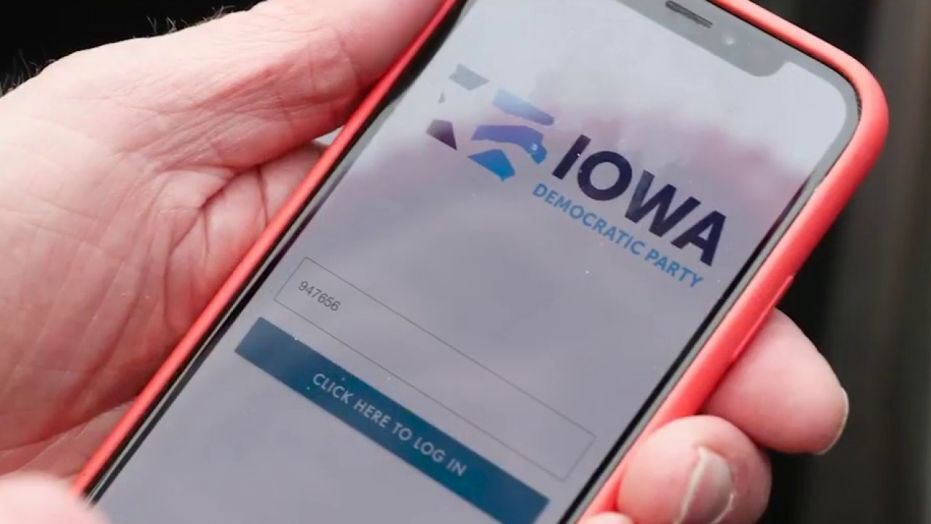 Iowa caucus choas - not with our apps